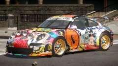 Porsche 911 GT3 Rallye V1.1 para GTA 4