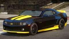 Chevrolet Camaro Black Edition para GTA 4