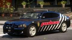 Dodge Charger Police V1.2 para GTA 4