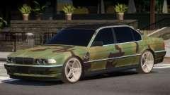 BMW 760Li ST para GTA 4