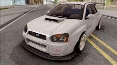 Subaru Impreza WRX STI Battle Aero para GTA San Andreas