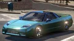 Acura NSX ST para GTA 4