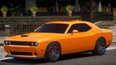 Dodge Charger SRT R1 para GTA 4
