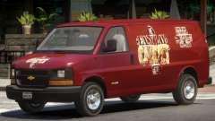 Chevrolet Express PJ3 para GTA 4