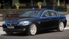 BMW M5 F10 FBI V1.0 para GTA 4