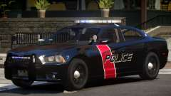Dodge Charger Police V1.1 para GTA 4