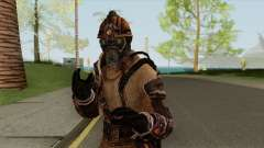Raider The Pitt (Fallout 3) para GTA San Andreas