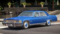 1980 Cadillac Fleetwood para GTA 4