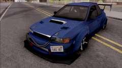 Subaru Impreza 22B STi 1998 Rocket Bunny para GTA San Andreas