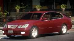 1999 Lexus GS 300 para GTA 4