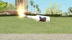 Molotov Cocktail (White) para GTA San Andreas