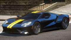 Ford GT Black Edition para GTA 4
