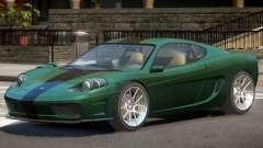 Grotti Turismo GTS para GTA 4