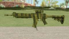 SG-553 Python (CS:GO) para GTA San Andreas