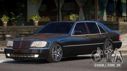 Mercedes S70 V1.0 para GTA 4