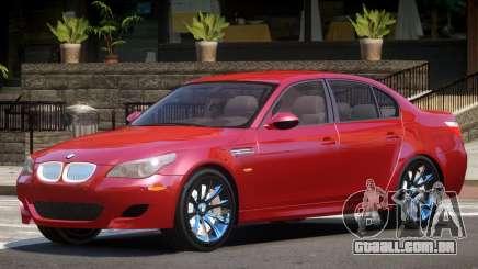 BMW M5 E60 Sedan para GTA 4