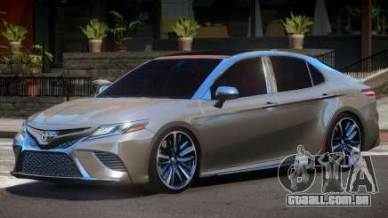 Toyota Camry Elite para GTA 4