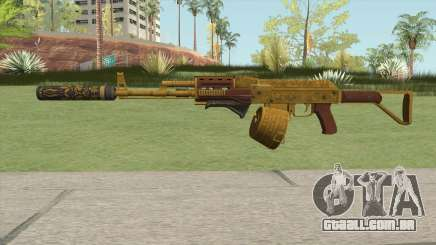 Assault Rifle GTA V (Three Attachments V1) para GTA San Andreas