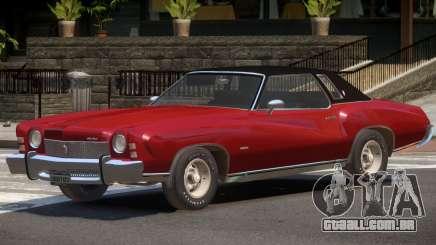 1972 Chevrolet Monte Carlo para GTA 4