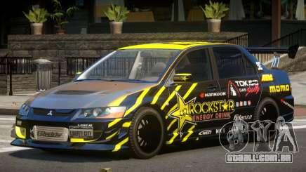 Mitsubishi Lancer Evolution 8 RS J2 para GTA 4