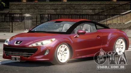 Peugeot RCZ Tuned para GTA 4