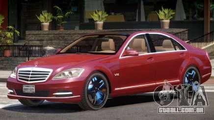 Mercedes S600 V1.1 para GTA 4