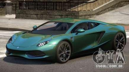 Arrinera Hussarya ST para GTA 4