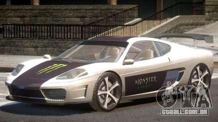 Grotti Turismo Tuning para GTA 4