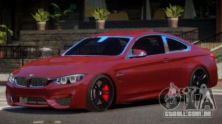 BMW M4 F82 ST para GTA 4