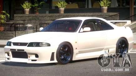 Nissan Skyline R33 Tuning V1.0 para GTA 4