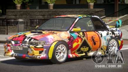 Subaru Impreza STI RS P2 para GTA 4