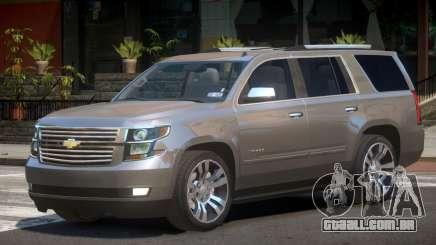 Chevrolet Tahoe Tuned para GTA 4