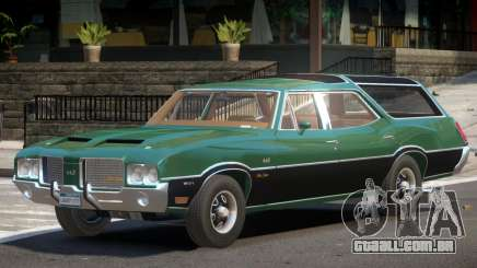 Oldsmobile Vista Cruiser V1.0 para GTA 4