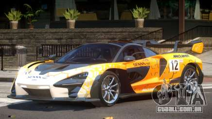 McLaren Senna GT PJ1 para GTA 4