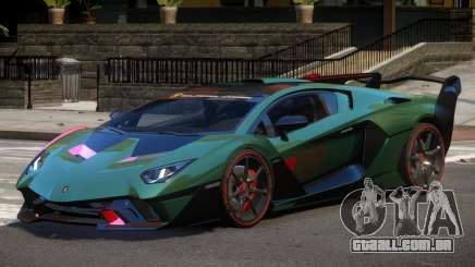Lamborghini SC18 Alston V1.0 para GTA 4