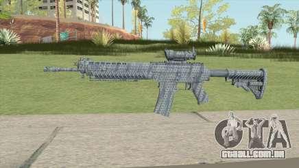 SG-553 Dots Wave (CS:GO) para GTA San Andreas