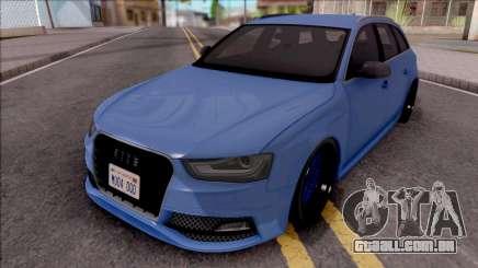 Audi RS4 Avant 2013 Tuned para GTA San Andreas