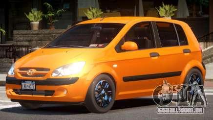 Hyundai Getz V1.0 para GTA 4