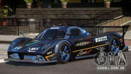 Pagani Zonda RS PJ3 para GTA 4