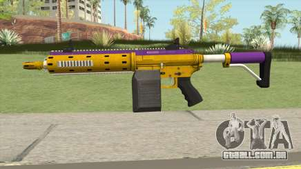 Carbine Rifle GTA V (Mamba Mentality) Base V1 para GTA San Andreas