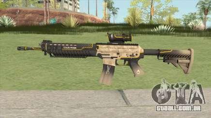 SG-553 Triarch (CS:GO) para GTA San Andreas