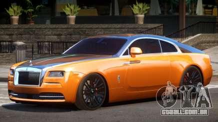 Rolls Royce Wraith Elite para GTA 4