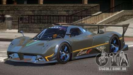 Pagani Zonda RS PJ1 para GTA 4