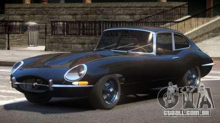 Jaguar E-type V1.0 para GTA 4