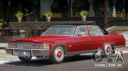 1978 Cadillac Fleetwood Brougham para GTA 4