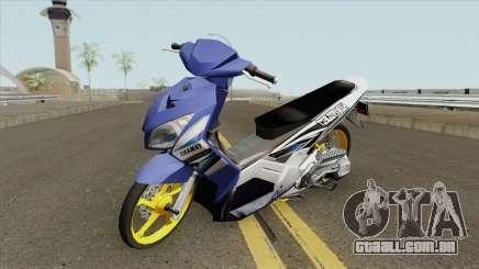 Yamaha Nouvo Z Babylook para GTA San Andreas