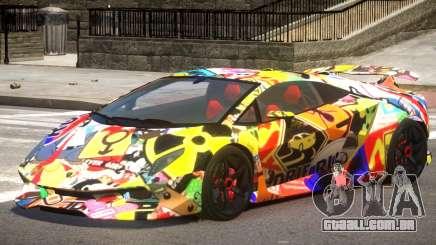 Lamborghini Sesto GT V1.0 PJ2 para GTA 4