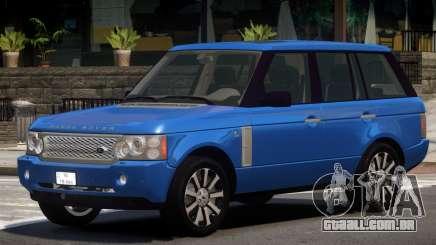 LR Range Rover V1 para GTA 4