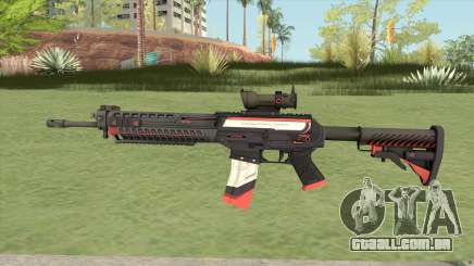 SG-553 Cyrex (CS:GO) para GTA San Andreas