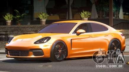 Porsche Panamera ST para GTA 4